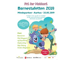 Fri for Mobberi Børnestafetten 2019